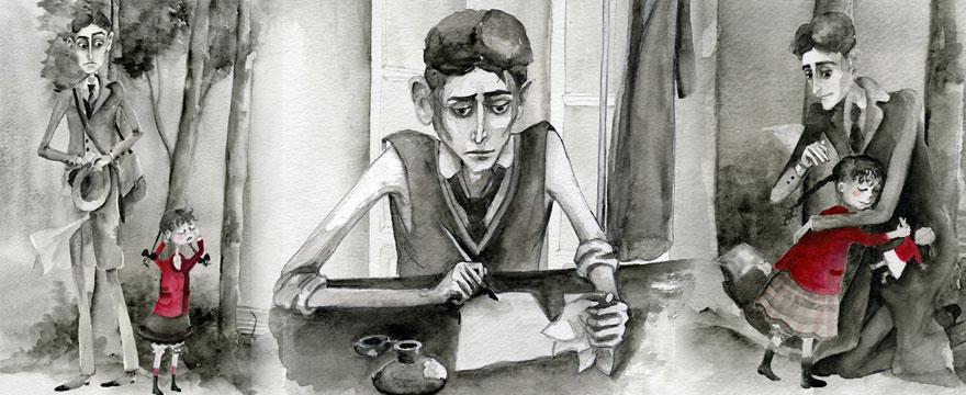 Kafka y la Muñeca… la omnipresencia de la pérdida.