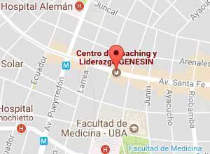 Mapa Cursos de Coaching