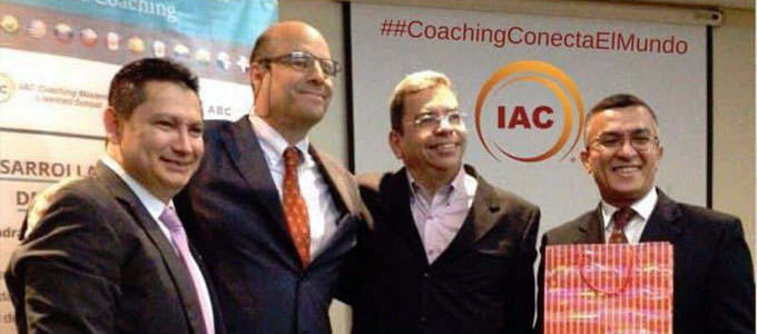 Ser parte de la Familia de IAC Entrenamiento